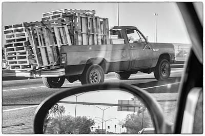 Fleetwood Mac - Truck by Marit Runyon