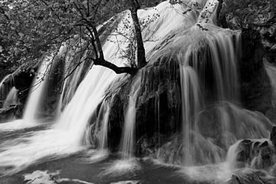 Turner Falls Original by Iris Greenwell