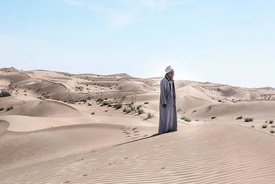 Wahiba Sands - Oman Art Print by Joana Kruse