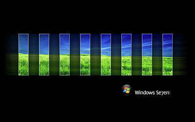 Artwork Digital Art - Windows by Super Lovely