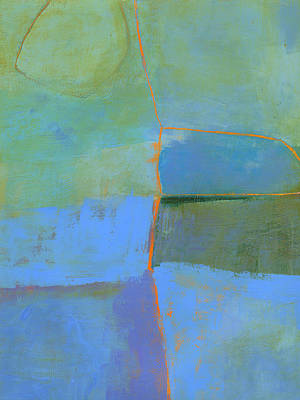 Abstracts Painting - 100/100 by Jane Davies