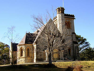 Photograph - 100 Year Old Church 1 by Elisabeth Dubois