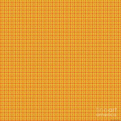 Digital Art - 1000 Aum by Jean luc Comperat