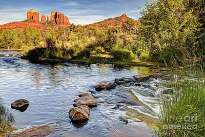 1001 Sedona Arizona Art Print