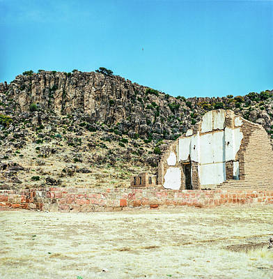 Photograph - 1009.005 Fort Davis Texas In Color by M K Miller