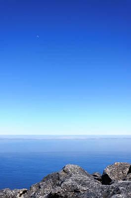 Photograph - Beautiful Seaside Scenery by Carl Ning
