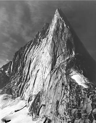 Photograph - 102756 Bugaboo Spire by Ed  Cooper Photography