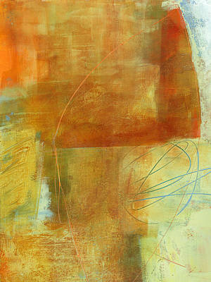 Abstracted Painting - 103/100 by Jane Davies