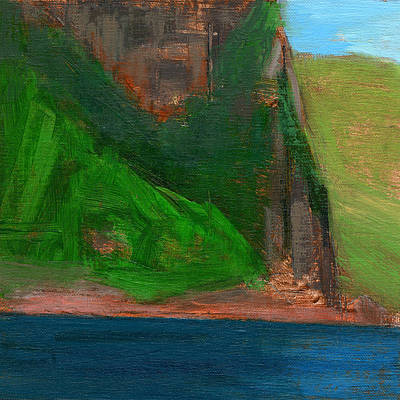 Www.rcn.com Painting - Rcnpaintings.com by Chris N Rohrbach