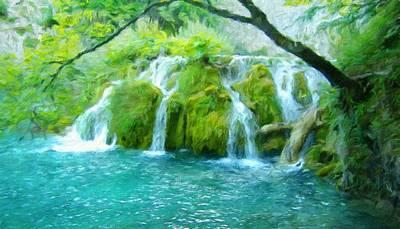 Art For Sale Painting - Landscape Paintings Nature by Margaret J Rocha