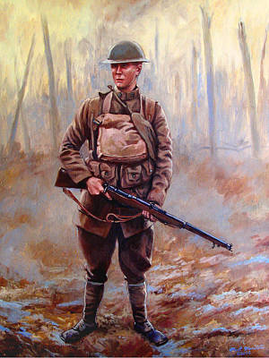 106th Infantry Regiment 1918 Original