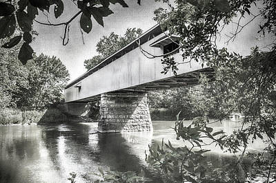 Photograph - 10703 Potter's Bridge by Pamela Williams