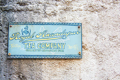 Photograph - 10718 Tea Company by Pamela Williams