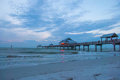 Photograph - 10735 Clearwater Pier 60 by Pamela Williams