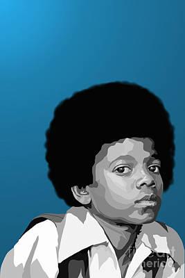 Micheal Digital Art - 108. Easy As 123 by Tam Hazlewood