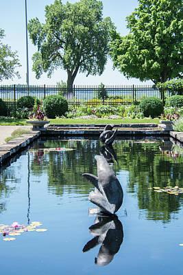 Photograph - 10827 Reflection Pond by Pamela Williams