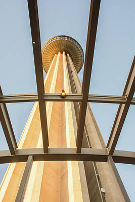 Photograph - 10866 Tower Of Americas by Pamela Williams