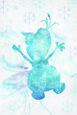 10877 Whatever Snow Does Original by Pamela Williams