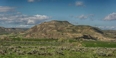 Photograph - 10884 Approaching Owyhee by Pamela Williams