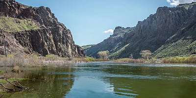 Photograph - 10886 Owyhee River by Pamela Williams