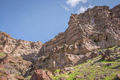 Photograph - 10902 Owyhee River Canyon by Pamela Williams