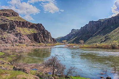 Photograph - 10905 Oregons Owyhee River   by Pamela Williams