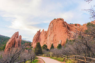 Photograph - 10910 Garden Of Gods by Pamela Williams