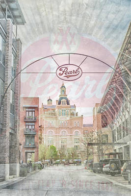 Photograph - 10912 Pearl Brewery by Pamela Williams