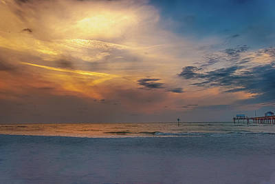 Photograph - 10952 Ocean Sunset by Pamela Williams