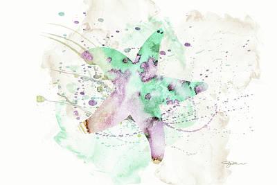 Digital Art - 10960 Starfish by Pamela Williams