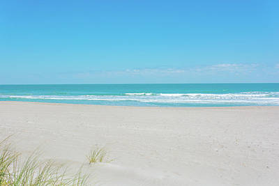 Photograph - 10965 Tranquil Beach by Pamela Williams