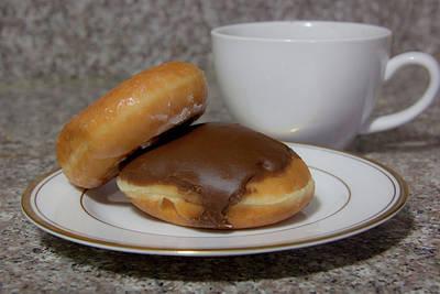 Photograph - 10968 Doughnut Day by Pamela Williams