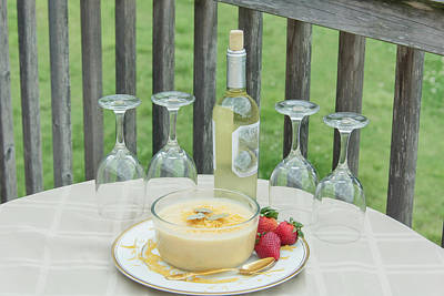 Photograph - 10973 Wine Wednesday by Pamela Williams
