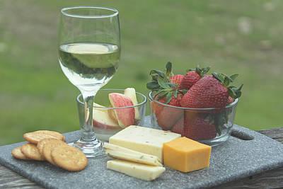 Photograph - 10975 Wine Wednesday by Pamela Williams