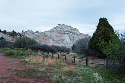 Photograph - 10985 Colorado Rock Formation by Pamela Williams