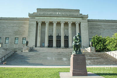 Photograph - 10986 Nelson Atkins by Pamela Williams