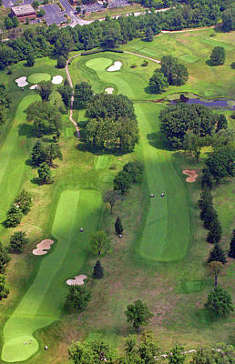 Photograph - 10th Hole 2 Sunnybrook Golf Club 398 Stenton Avenue Plymouth Meeting Pa 19462 1243 by Duncan Pearson