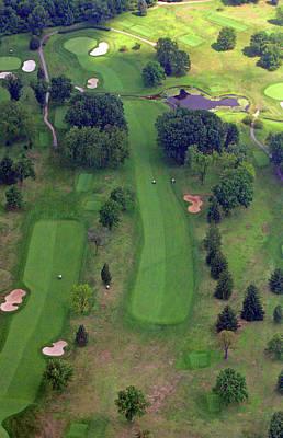 Photograph - 10th Hole Sunnybrook Golf Club 2 by Duncan Pearson