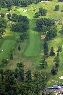 Photograph - 10th Hole Sunnybrook Golf Club 398 Stenton Avenue Plymouth Meeting Pa 19462 1243 by Duncan Pearson