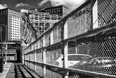 Photograph - 10th Street Coney Island by John Rizzuto