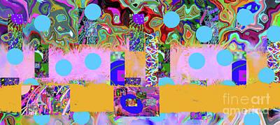 Digital Art - 11-8-2057a by Walter Paul Bebirian