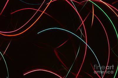 All You Need Is Love - Abstract Motion Lights by Henrik Lehnerer