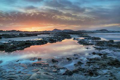 Canary Photograph - Famara - Lanzarote by Joana Kruse