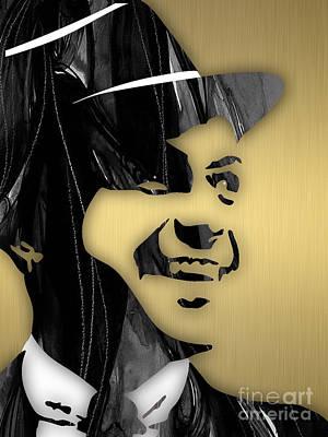 Frank Sinatra Collection Art Print