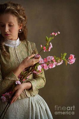 Photograph - Georgian Woman by Lee Avison