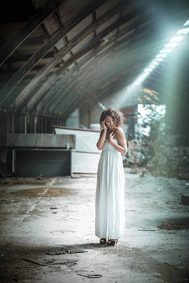 Photograph - Giulia by Traven Milovich