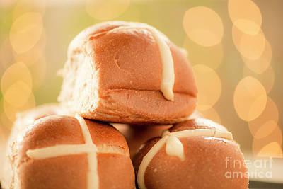 Photograph - Hot Cross Buns by Rob D