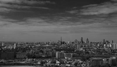 Photograph - London Skyline by David French