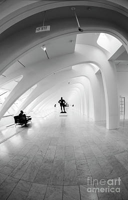 Photograph - Milwaukee Art Museum by David Bearden