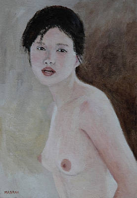 Painting - Morning Light by Masami IIDA